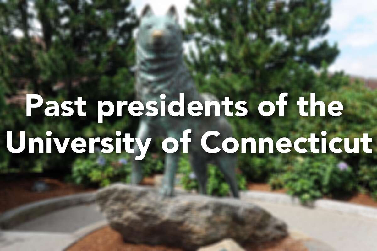 The most recent presidents of the University of Connecticut