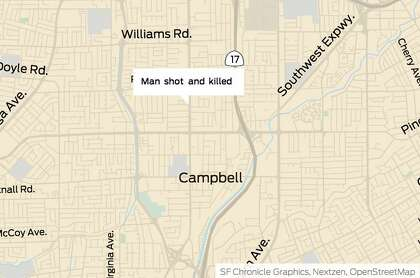 Campbell Crime Map on