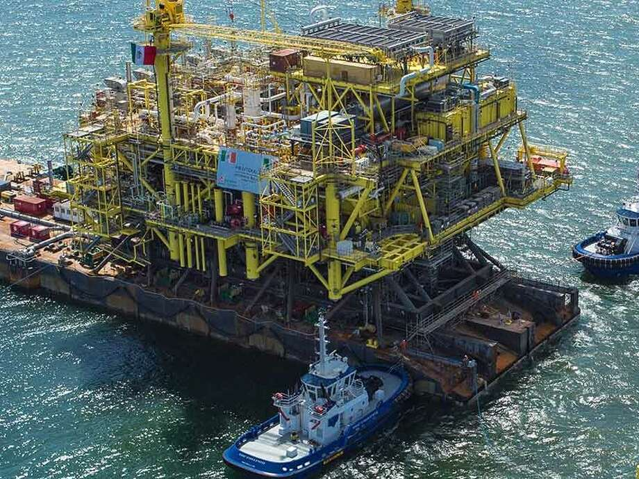 McDermott lands contract for offshore natural gas platform