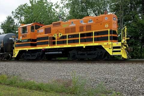 Getting There: $5B international rail company quietly chugs