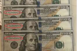 OPD's Criminal Investigation Division and U.S. Secret Service are investigating more than 50 cases involving counterfeit $100 and $50 bills, including several counterfeit bills with Chinese lettering, according to the release.