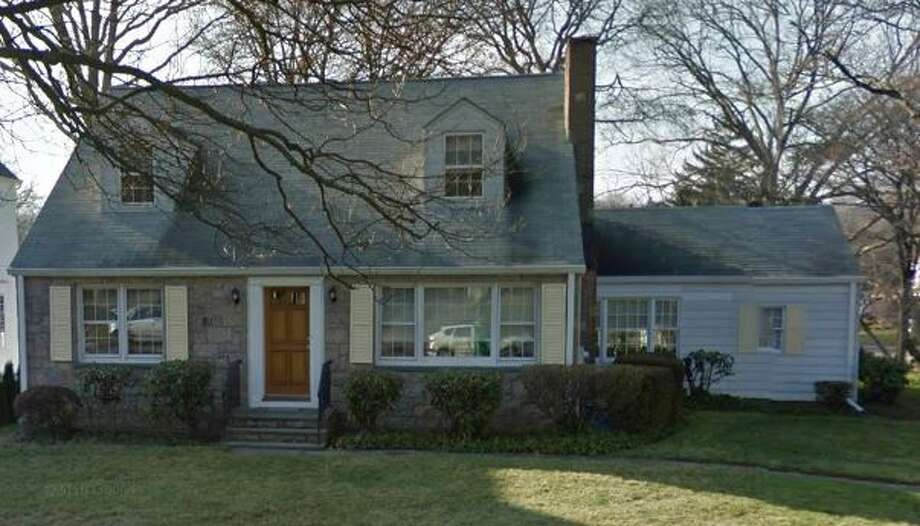 12 Patricia Lane in Darien sold for $825,000. Photo: Google Street View