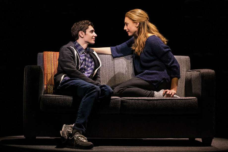 """Dear Evan Hansen"" is paying its first visit to San Antonio as part of the 2019-'20 season of the Broadway in San Antonio series at the Majestic Theatre. Photo: Matthew Murphy / Matthew Murphy"