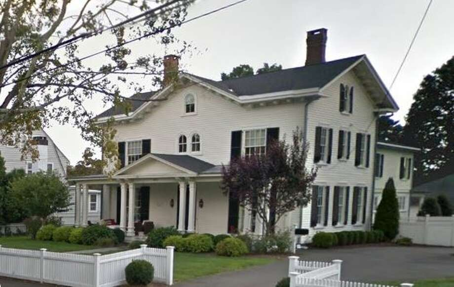 931 Old Post Road in Fairfield sold for $2,400,000. Photo: Google Street View