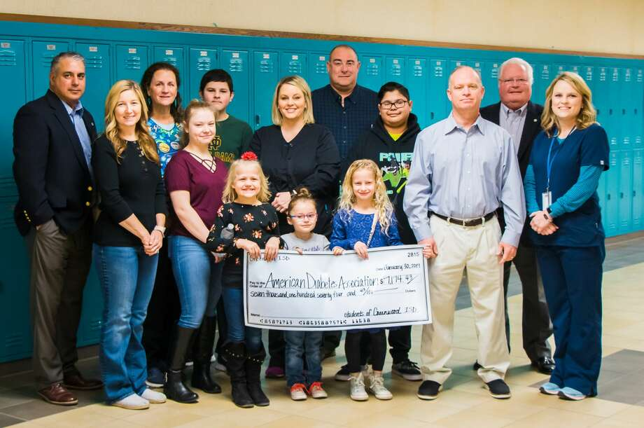 Greenwood ISD's School Walk for Diabetes raises over $7K