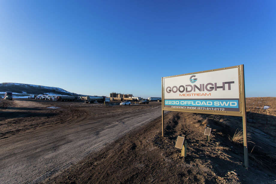 Dallas-based Goodnight Midstream has put two pipeline systems into service that will move wastewater from oil and natural gas wells in the Permian Basin to disposal sites. Photo: Goodnight Midstream LLC