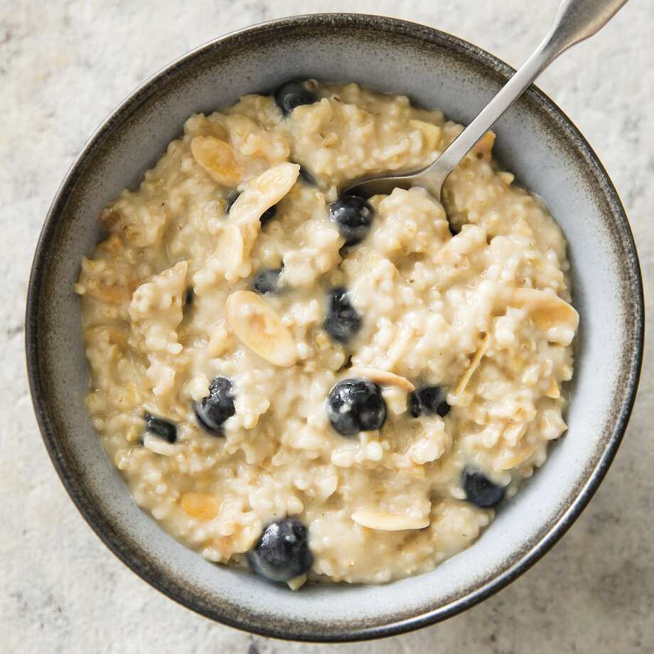 Oatmeal was considered a minimally processed food in the National Institutes of Health study. Photo: Joe Keller, Associated Press