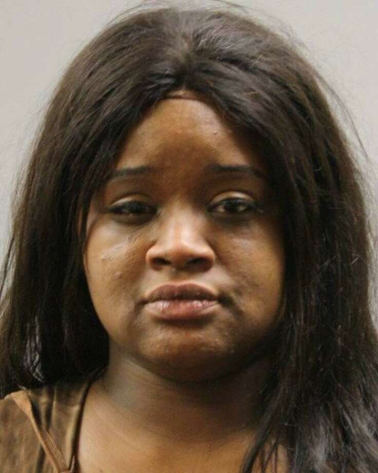 Shameka Young, 25, is in jail on a felony compelling prostitution charge. She is alleged to have tried to force a 15-year-old girl to prostitute herself. She was arrested on Tuesday, Jan. 29, 2019. Photo: Harris County Precinct 5 Constable's Office