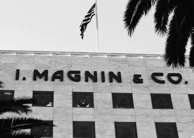 When San Francisco department stores were royalty, I. Magnin was king