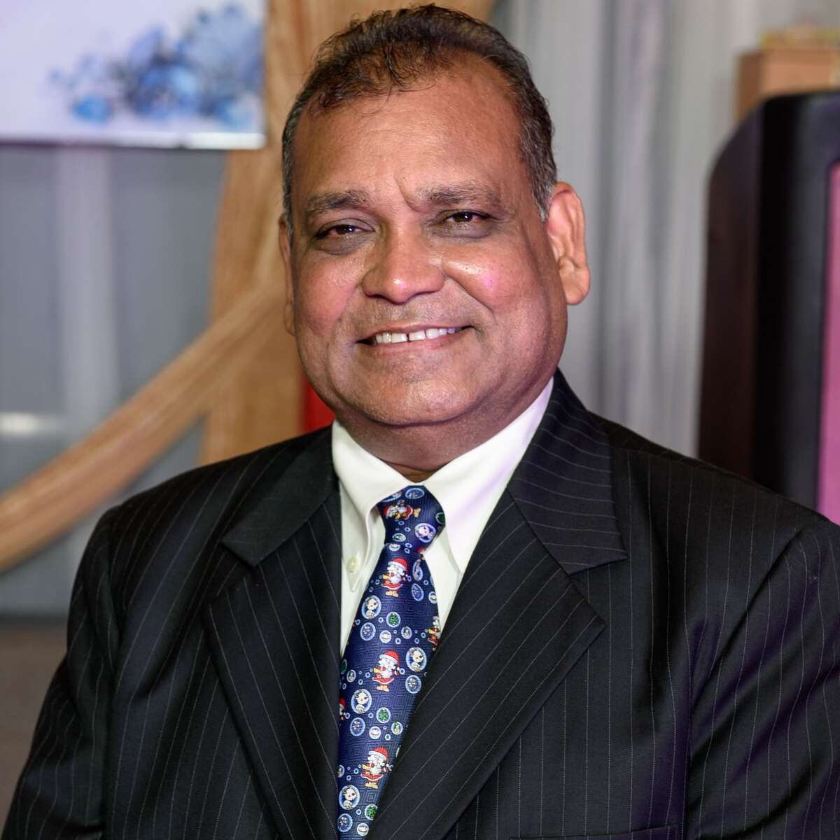 GUEST: Brij Agarwal CONGRESSMAN: Rep. Pete Olson, R-Sugar Land WHO IS HE? Agarwal is a business-owning immigrant and constituent of Olson's who worked in a factory throughout his college years to earn a degree. He now owns several business in the area and employs 1,400 people.