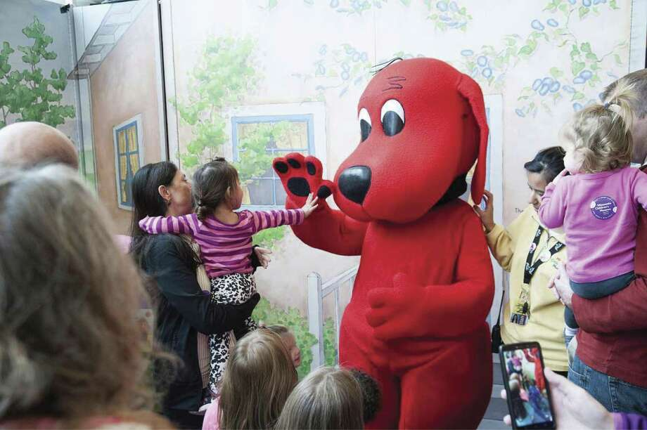 A Big Red Valentine's Day Party is coming to The Woodlands Children's Museum, where children will have a chance to meet a BIG RED DOG named CLIFFORD! Children and their families are invited to wear red to this special Clifford-themed party, which will take place Thursday through Saturday, Feb. 14-16, at 4775 W. Panther Creek Drive, Suite 280, The Woodlands, Texas 77381.