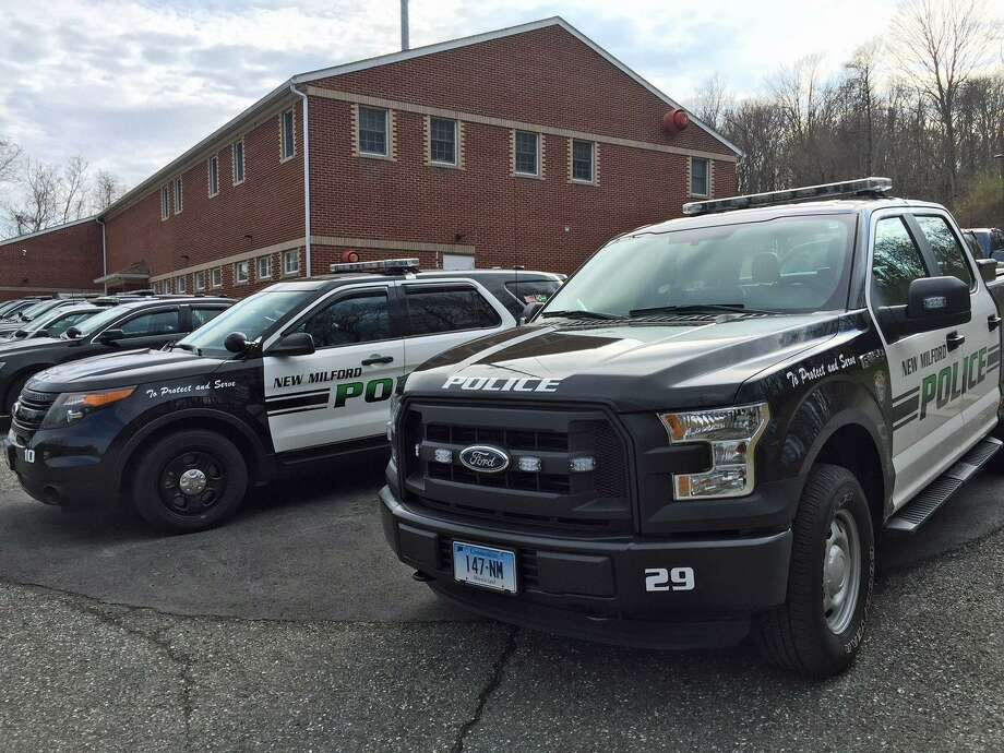 The New Milford Police Department is located at 49 Poplar St. Photo: Brian Koonz / Hearst Connecticut Media / Greater New Milford Spectrum