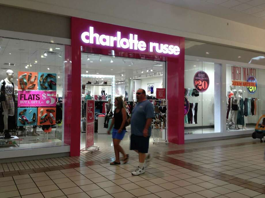 Charlotte Russe Photo: Brooke Crum / The Beaumont Enterprise