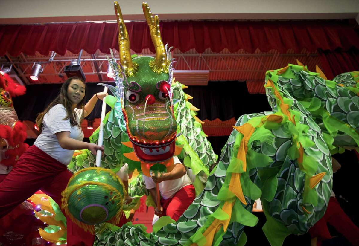 The Chinese Community Center celebrates Lunar New Year on Saturday.