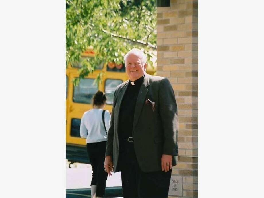 Rev. William Sangiovanni Photo: Contributed Photo / Notre Dame Facebook Page
