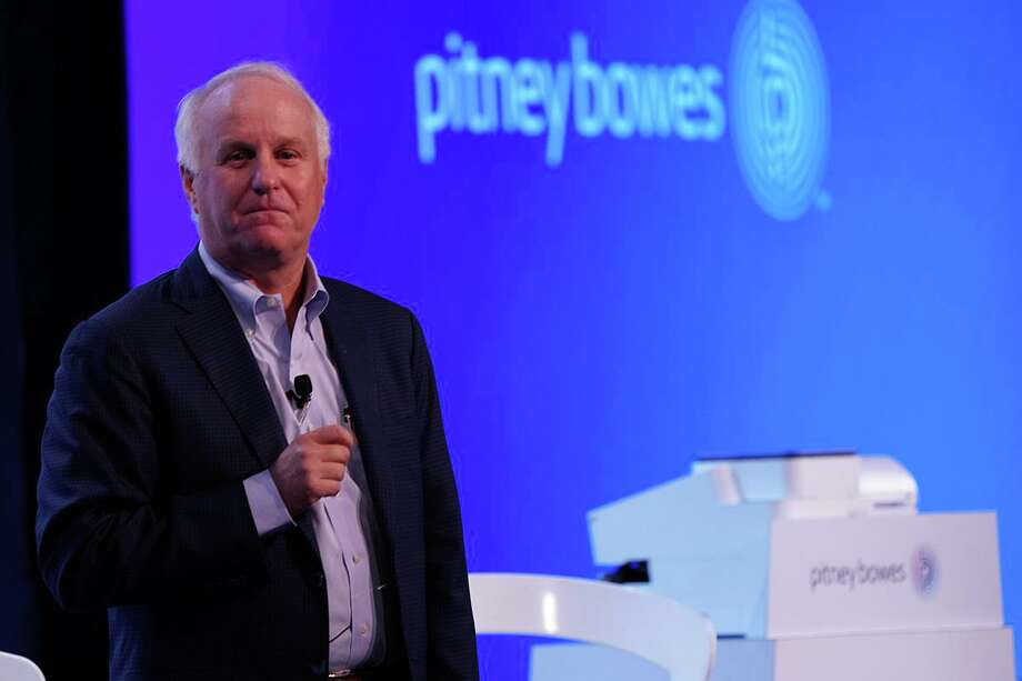 Marc Lautenbach is CEO and president of Stamford-based Pitney Bowes. Photo: File Photo