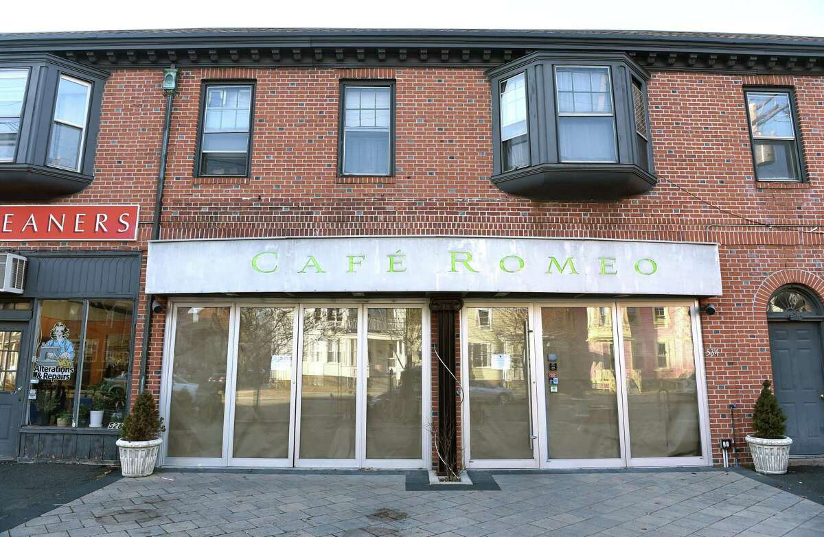 Cafe Romeo at 534 Orange St. in New Haven has closed.