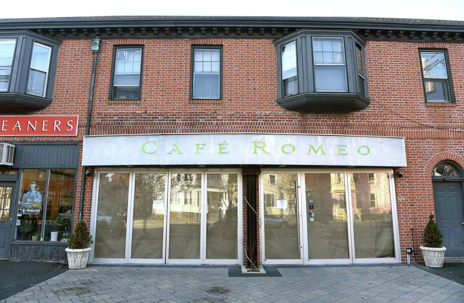Cafe Romeo at 534 Orange St. in New Haven has closed. Photo: Arnold Gold / Hearst Connecticut Media / New Haven Register