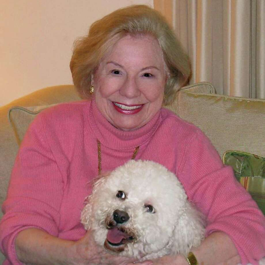 Greenwich author and newspaper columnist Carla Wallach Photo: Contributed Photo / ST / Greenwich Citizen