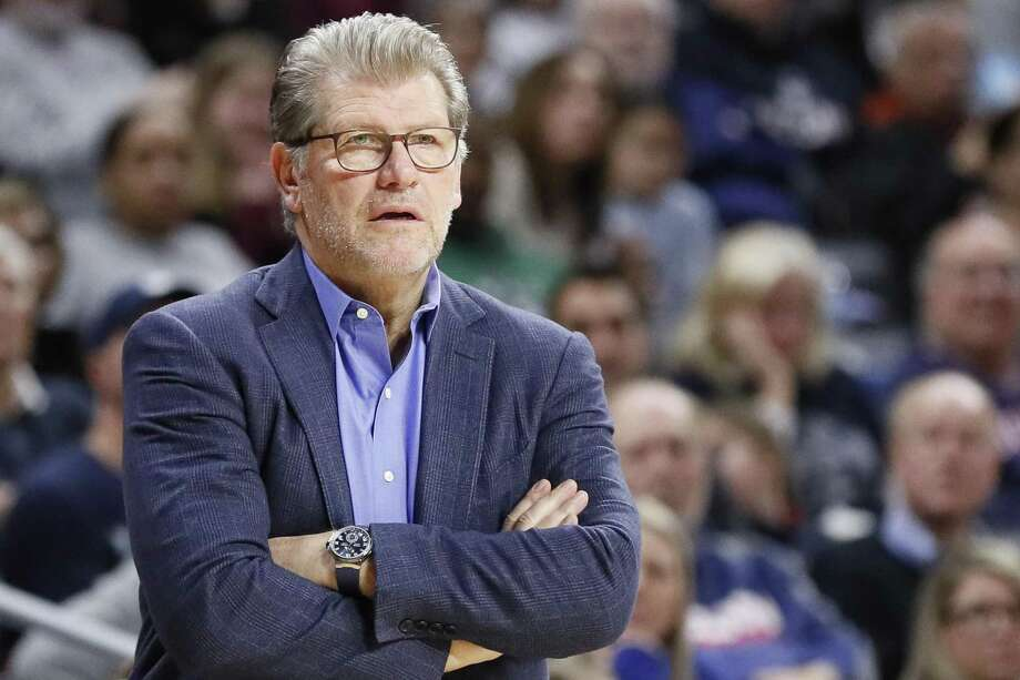 UConn coach Geno Auriemma Photo: John Minchillo / Associated Press / Copyright 2019 The Associated Press. All rights reserved.
