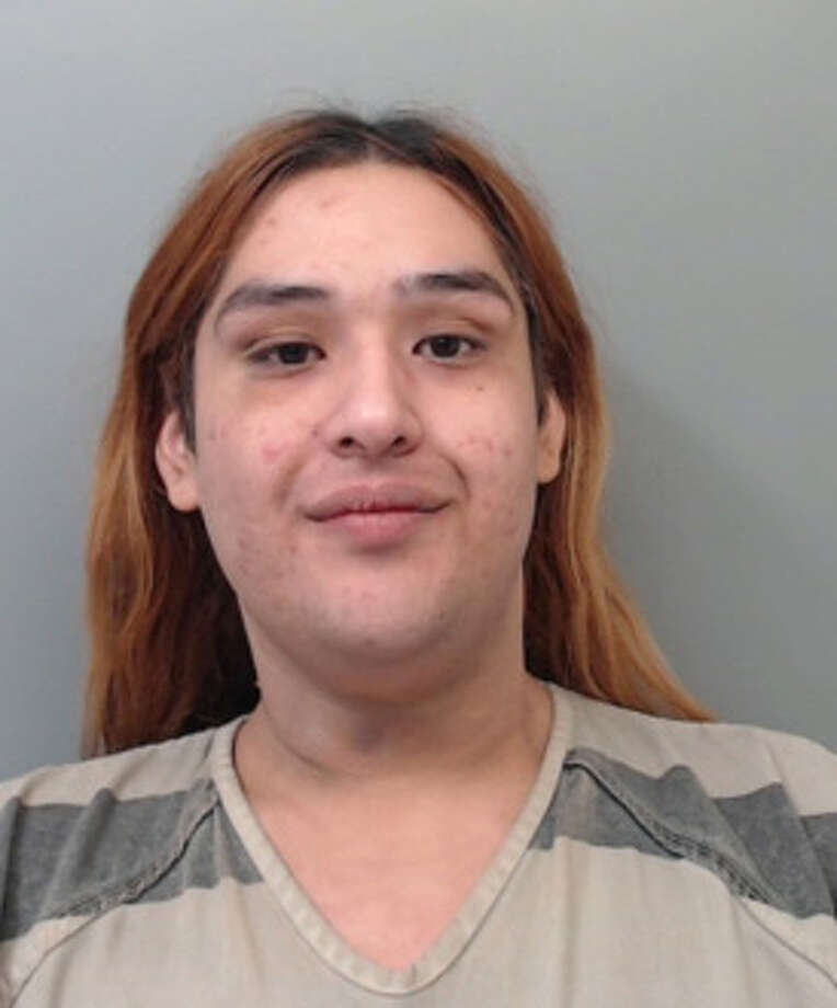 Ernie Trejo, 23, was charged with false alarm or report. Photo: Webb County Sheriff's Office