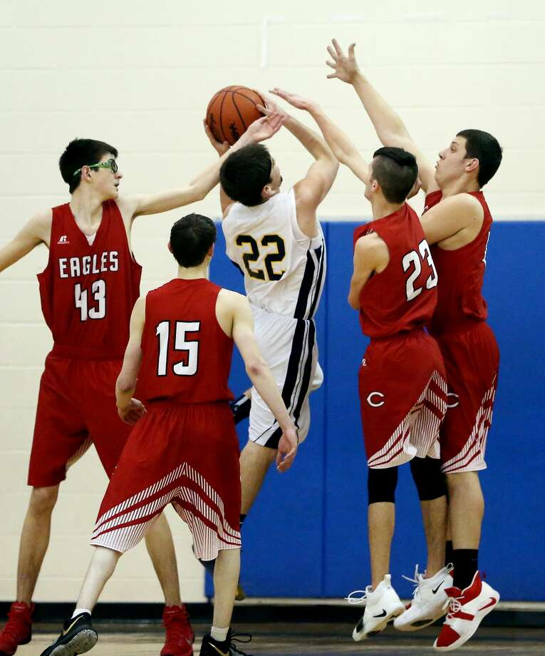 North Huron 58, Caseville 26 Photo: Paul P. Adams/Huron Daily Tribune