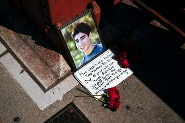 How one teen's suicide on the Golden Gate Bridge became a cause for