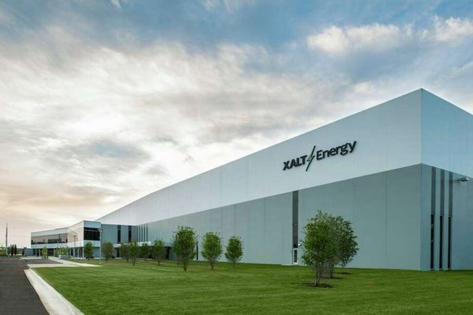 Freudenberg Sealing Technologies has become majority stakeholder of XALT Energy, which has this plant in Midland. (Photo provided)