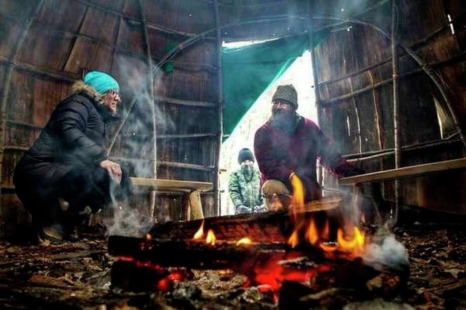 Feb. 10: Winter at the Wigwam is set for 2 to 4 p.m. at the Chippewa Nature Center, 400 S. Badour Road, Midland. (Daily News file photo)