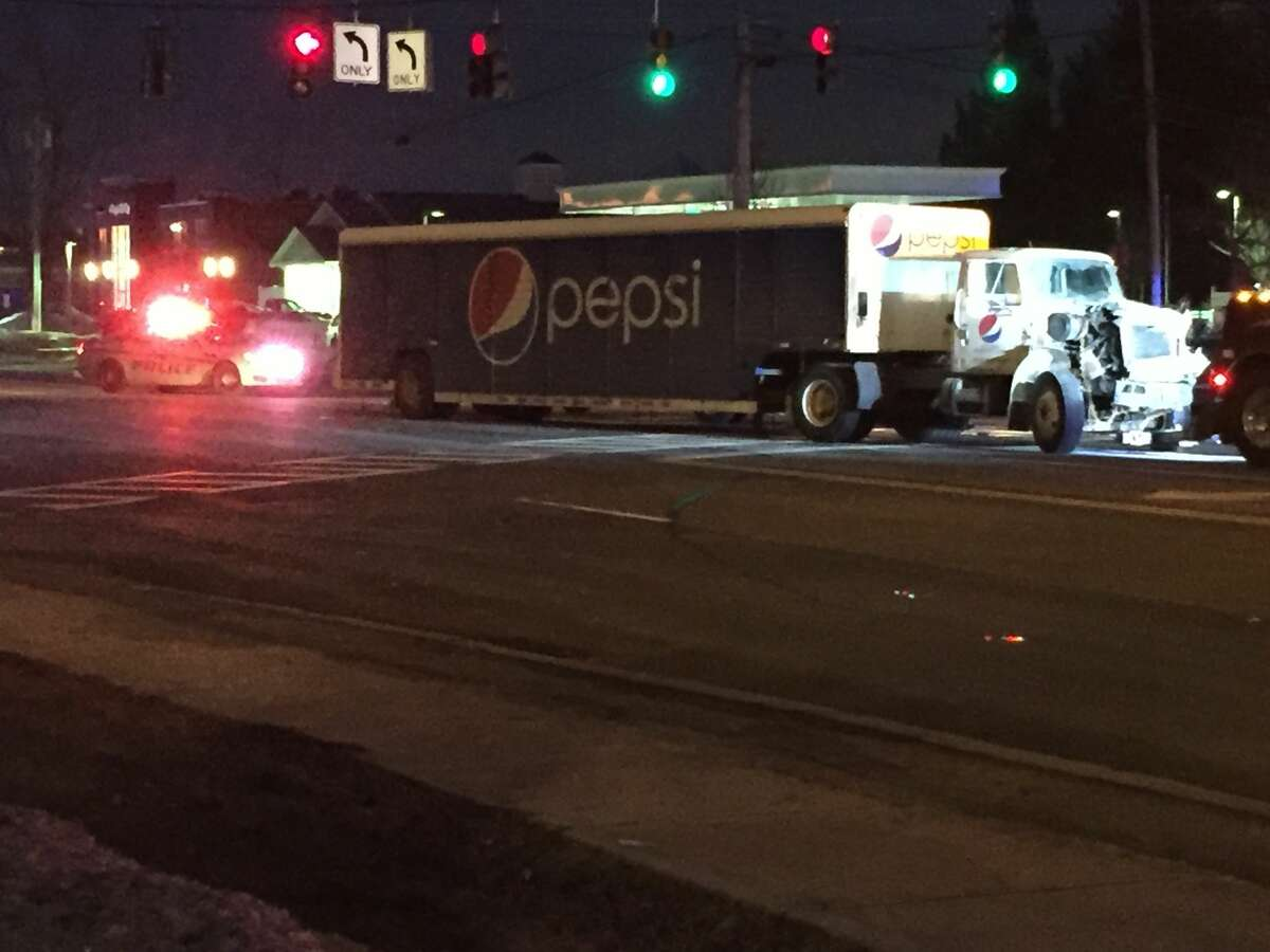 A crash at the intersection of Route 7 and Vly Road in Colonie closed the busy exchange to traffic before 7 a.m. Wednesday. The road reopened at about that time.