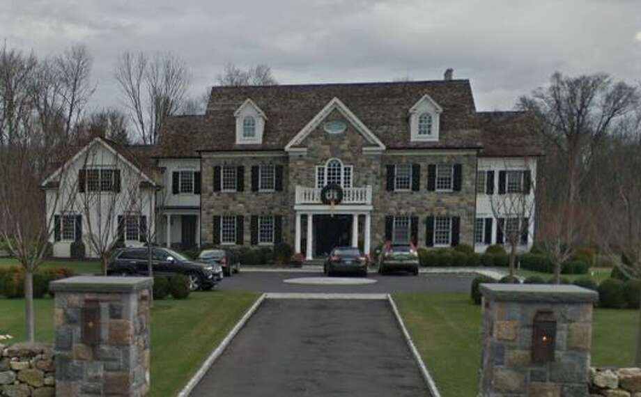 156 Taconic Road in Greenwich sold for 
