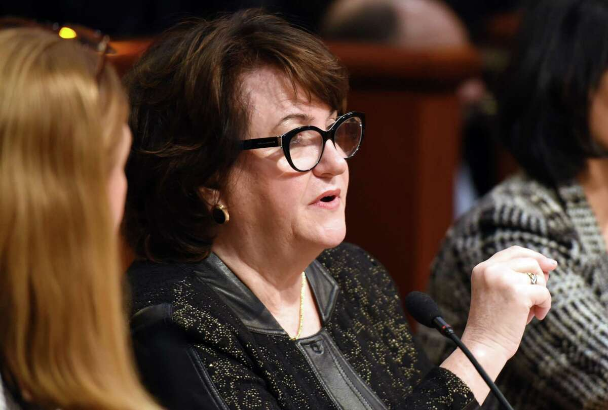 State Education Commissioner Mary Ellen Elia will resign from her post by the end of August to pursue another job, a spokeswoman for the state Education Department confirmed Monday.