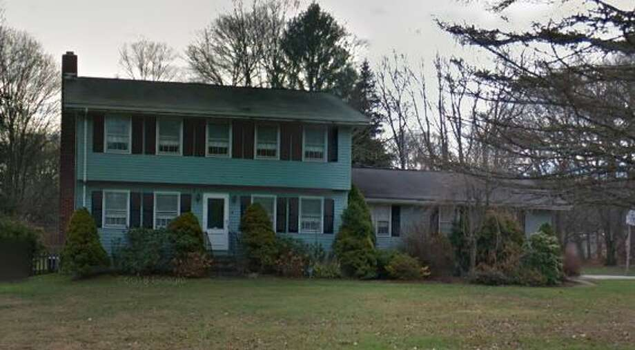 14 Blueberry Lane in Shelton sold for $370,000. Photo: Google Street View