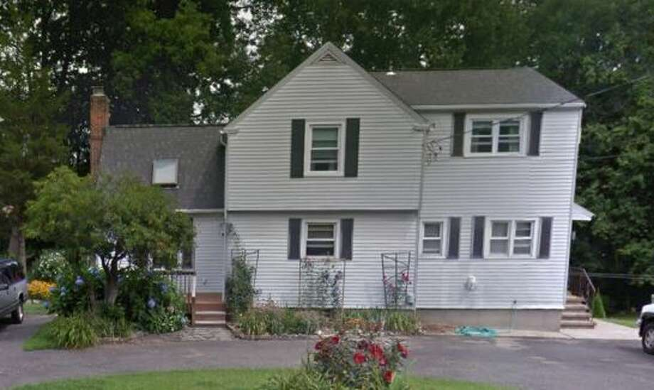 359 Church Hill Road in Trumbull sold for $322,500. Photo: Google Street View