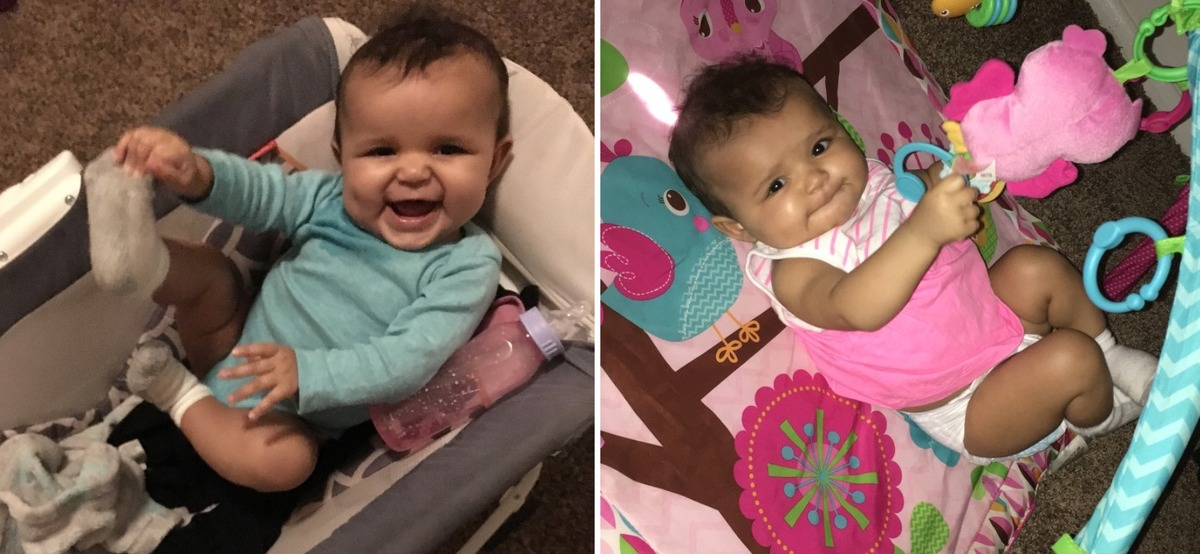 Mila Rose Wallace was nearly 7 months old when she died unexpectedly at a San Antonio day care Feb. 4, 2019. Police are investigating the death, which occurred at April Lozano's in-home day care at 5578 Beech Valley Drive.