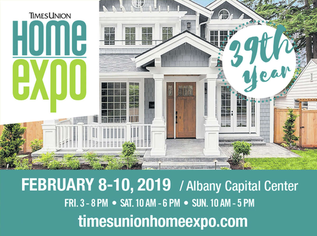 The Times Union Home Expo is this weekend, February 8 - 10, 2019. Click through the slideshow to view some of the work by this year's exhibitors.