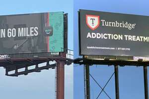 Turnbridge, an addiction-treatment agency based in New Haven, said it launched a billboard campaign to raise awareness about marijuana addiction and the availability of treatment.