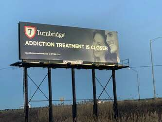 New Haven treatment center counters legal pot billboard with