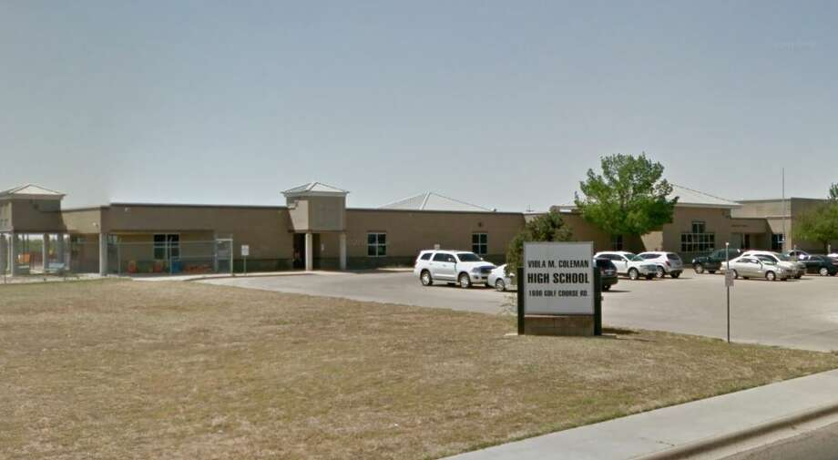 The child care center at Coleman High School has been certified as a four-star Texas Rising Star provider — the highest-level certification it can receive based on its quality of care and curriculum.  Photo: Google Maps