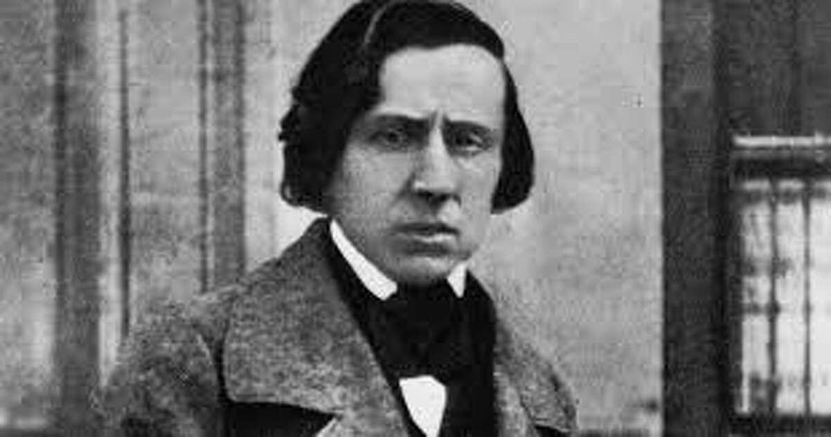 Frédéric Francois Chopin