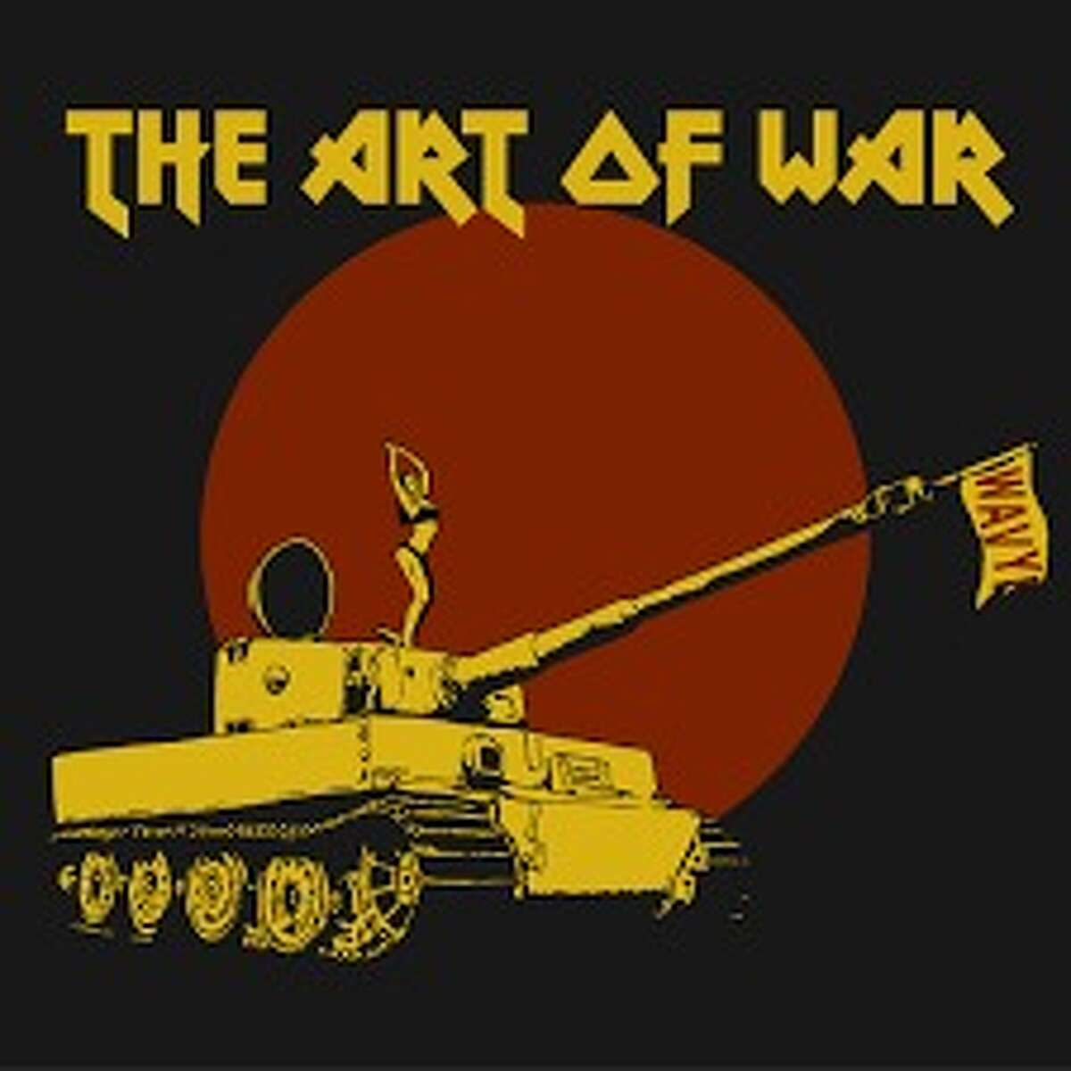 The Art of War by Wavy Cunningham and DJ Mercy