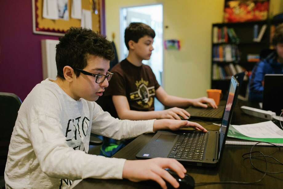 "The documentary ""Like"" focuses on how social media usage affects children and teens and will debut for the first time in Texas with two screenings on Saturday, Feb.16, at The Health Museum in Houston at 1515 Hermann Drive. Photo: Courtesy Photo By Fusion Academy"