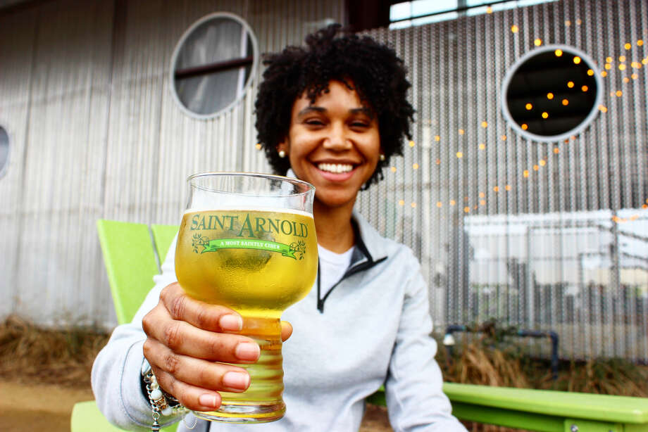 Saint Arnold Brewing Company announced today that it will release its first cider on Feb. 11, 2019. Photo: Contributed Photo/Saint Arnold Brewing Company