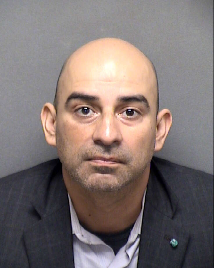 Despite being ordered to rehab, Bexar County Jail officials sent Johnny Villalobos to prison instead on Jan. 17, 2019. Photo: Bexar County Jail