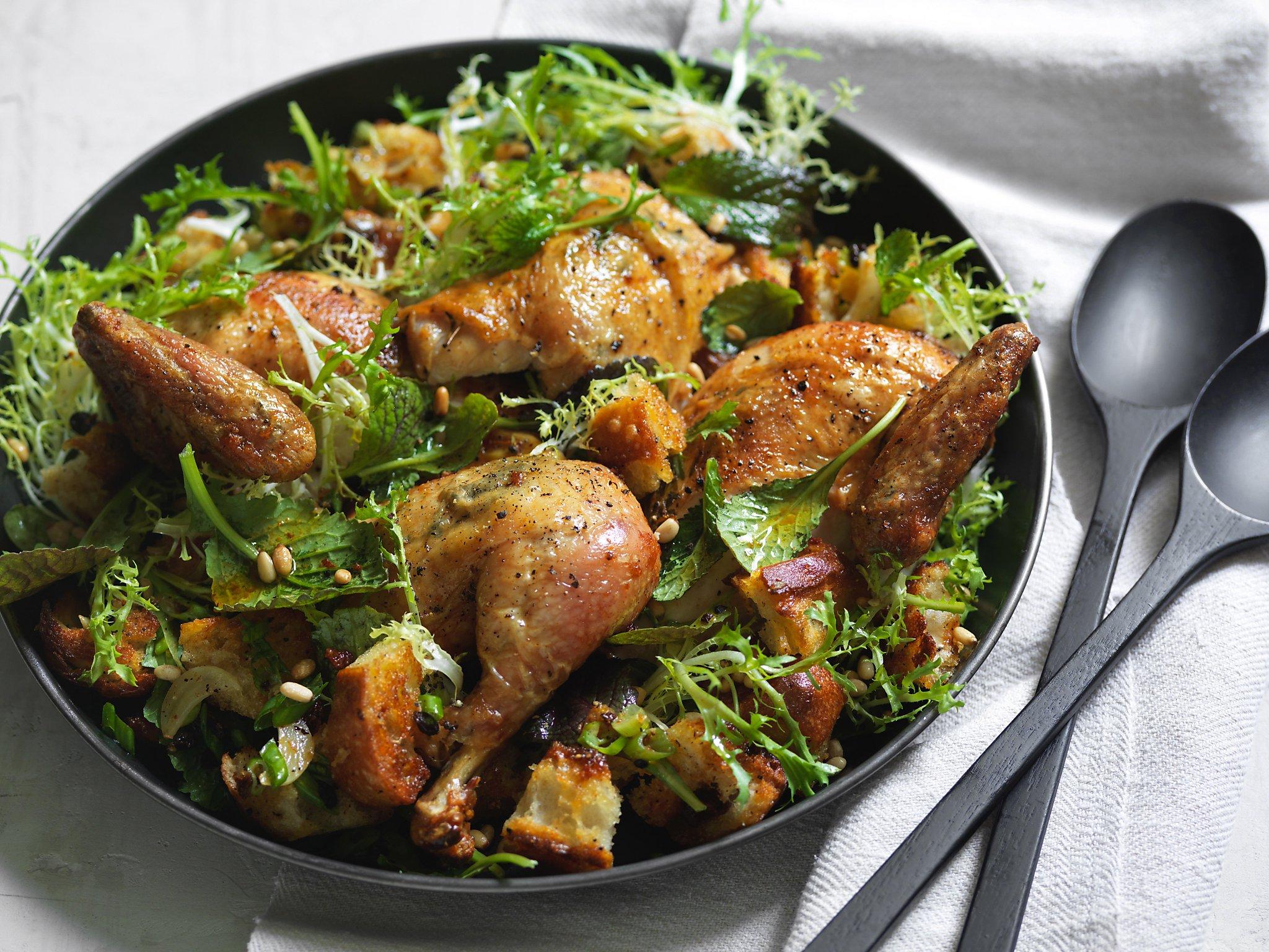 Zuni Chicken Salad Recipe