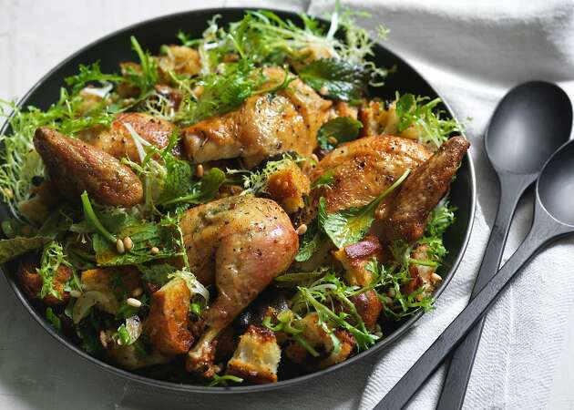 How to make Zuni Cafe's Roast Chicken With Bread Salad