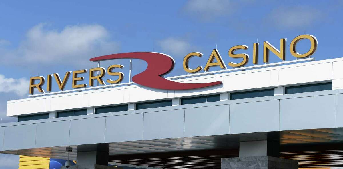 The Rivers Casino & Resort in Schenectady is planning to make a number of layoffs while it remains closed during the coronavirus pandemic. (John Carl D'Annibale / Times Union)