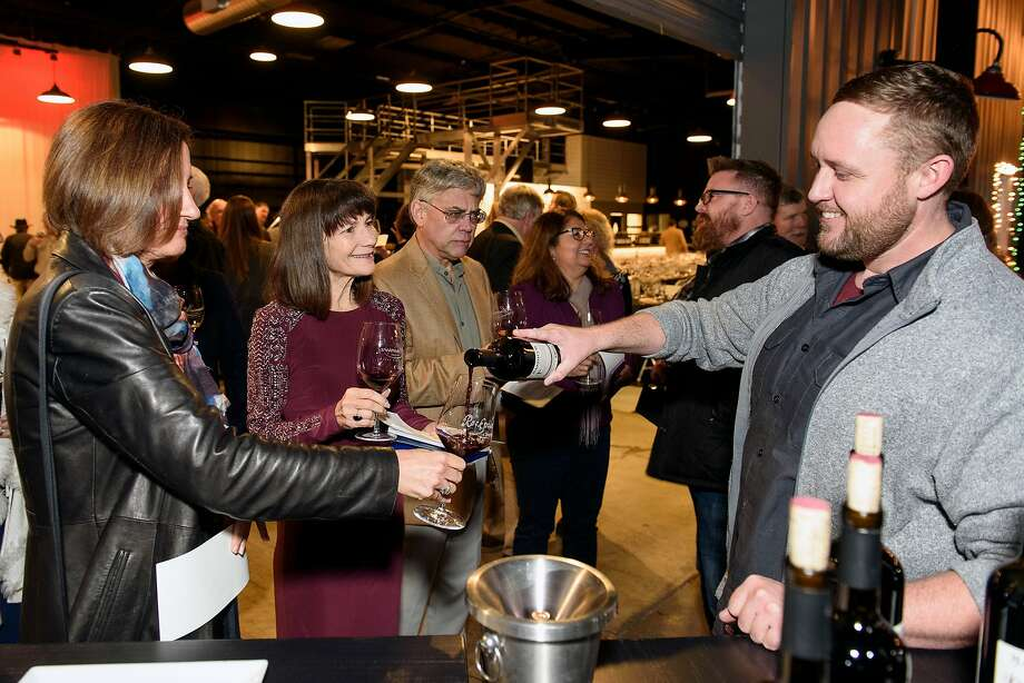 Coyote Sonoma, a new wine bar and beer pub in Healdsburg, hosted the 2019 San Francisco Chronicle Wine Competition Official Judges Dinner on Jan. 9. Photo: Photos By Michael Short