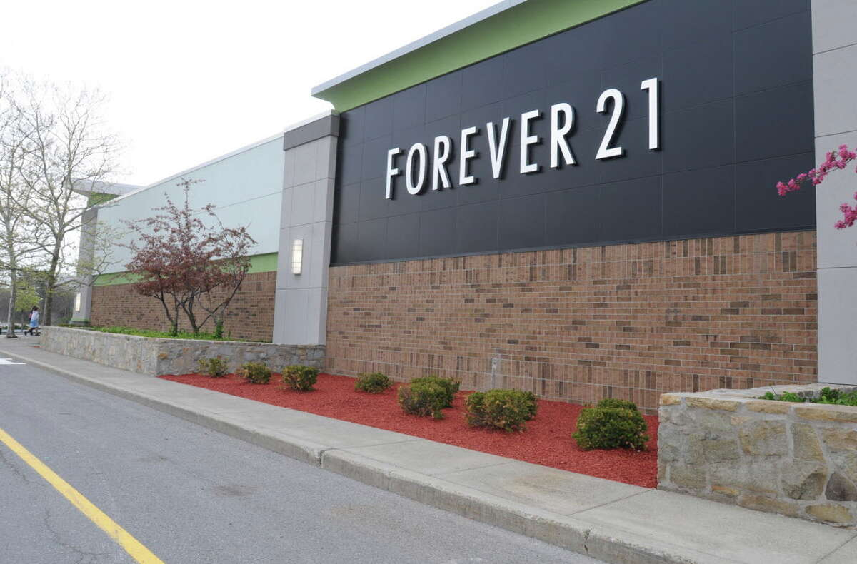 Exterior of the Forever 21 store in Crossgates Mall in Guilderland.