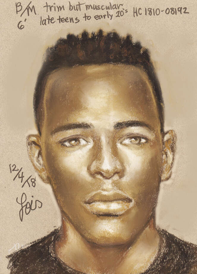"Harris County Sheriff's Department have released a sketch of suspect wanted for sexual assault of a juvenile female. The assault unfolded after the victim was forced into a vehicle in the 19400 block of Wood Village Lane in far west Harris Count"" about 9 p.m. Oct. 5, 2018. Photo: Lois Gibson Via Harris County Sheriff's Office"